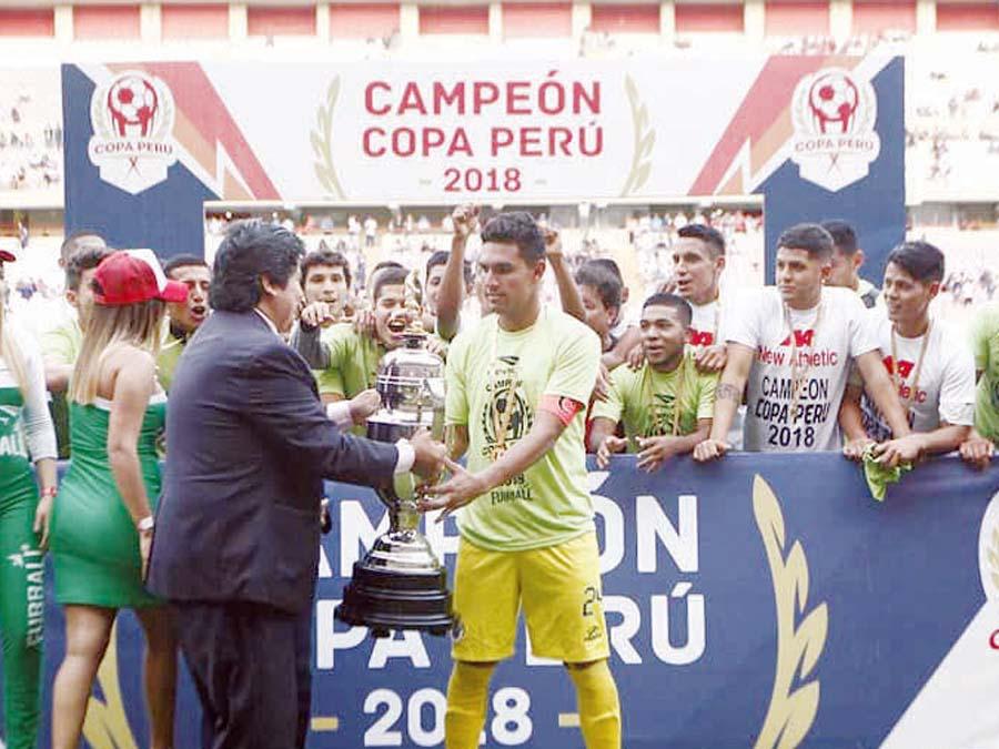 Molinos El Pirata de Lambayeque se llevó la Copa Perú y este año jugará en el fútbol profesional