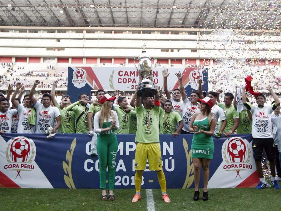 Molinos El Pirata de Lambayeque se llevó la Copa Perú