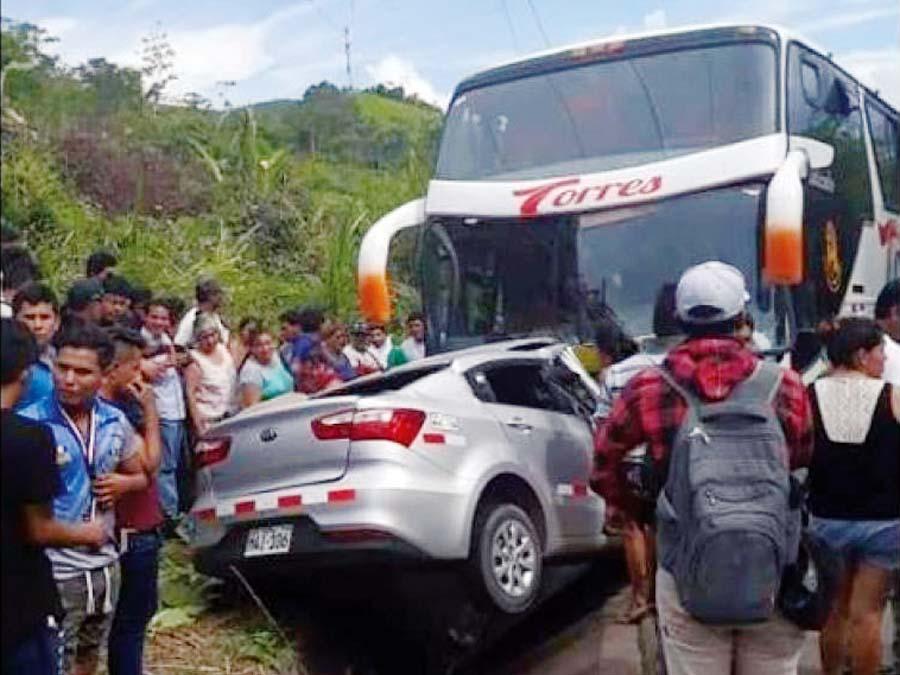 Accidente donde fallecieron 5 juveniles de Unión Comercio