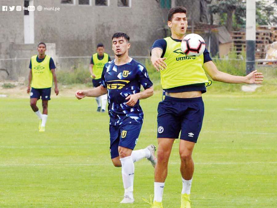 Deportivo Municipal vencio 3-1 a la Universidad de Concepción de Chile