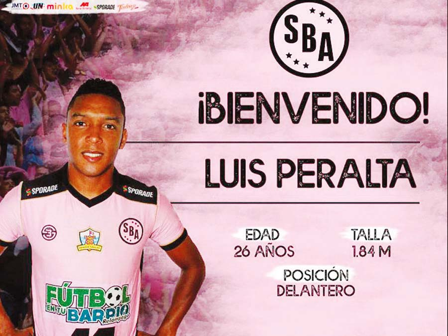 Luis Peralta
