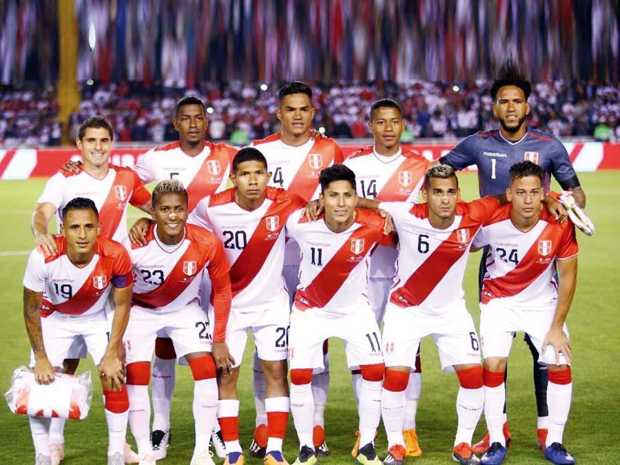 Seleccion peruana Sub 20
