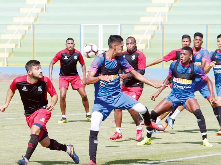 Sport Boys empató 0-0 en un partido amistoso ante Melgar