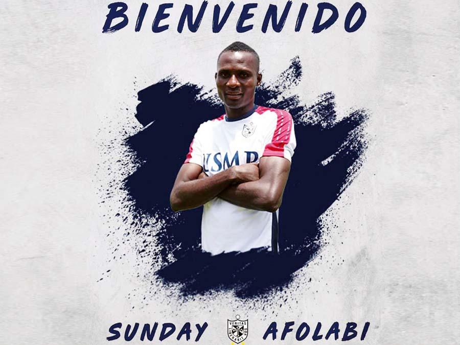 Sunday Afolabi