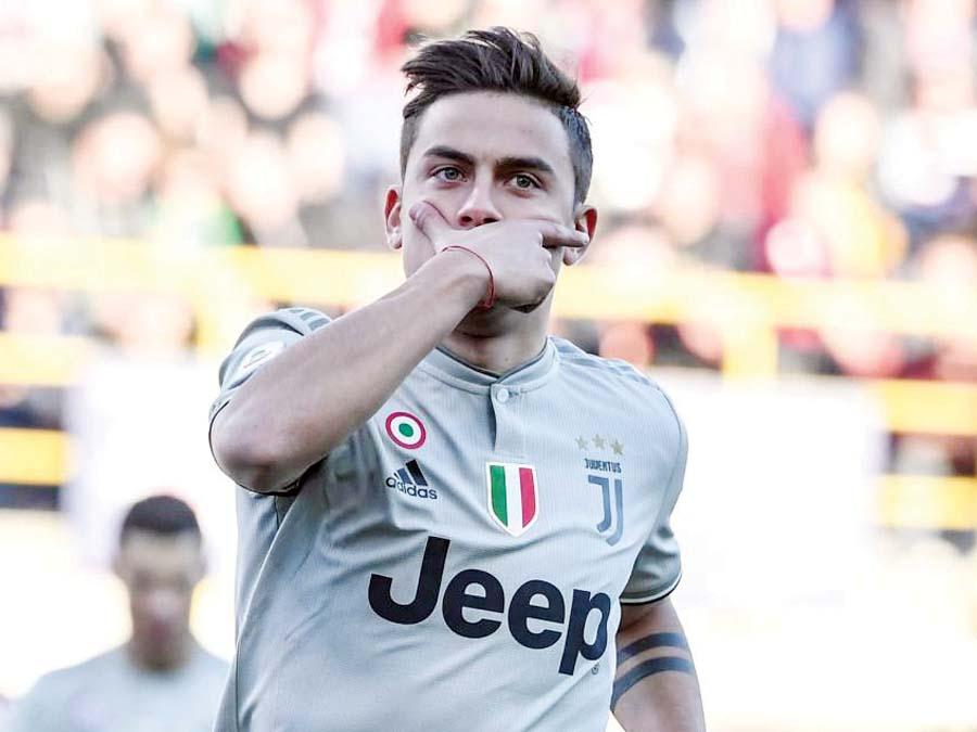 Juventus se impuso ante Bologna