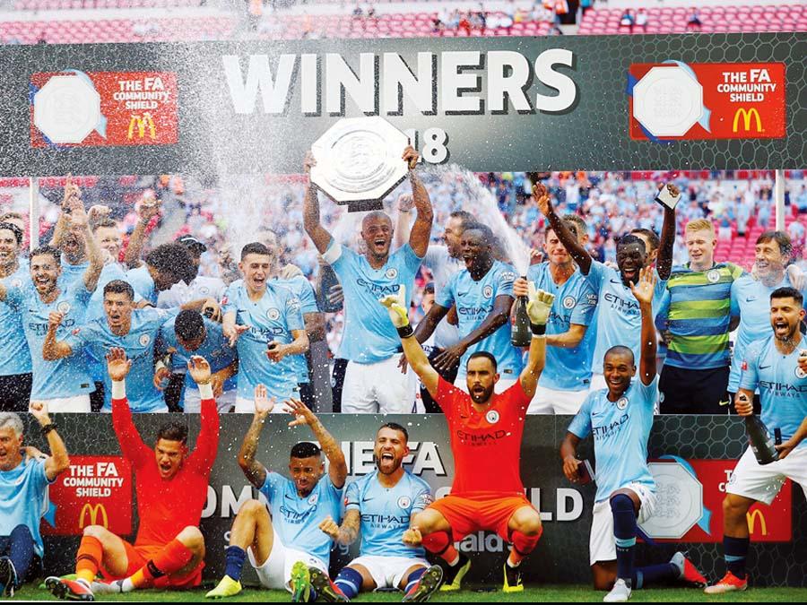 Manchester City derrotó al Chelsea por penales