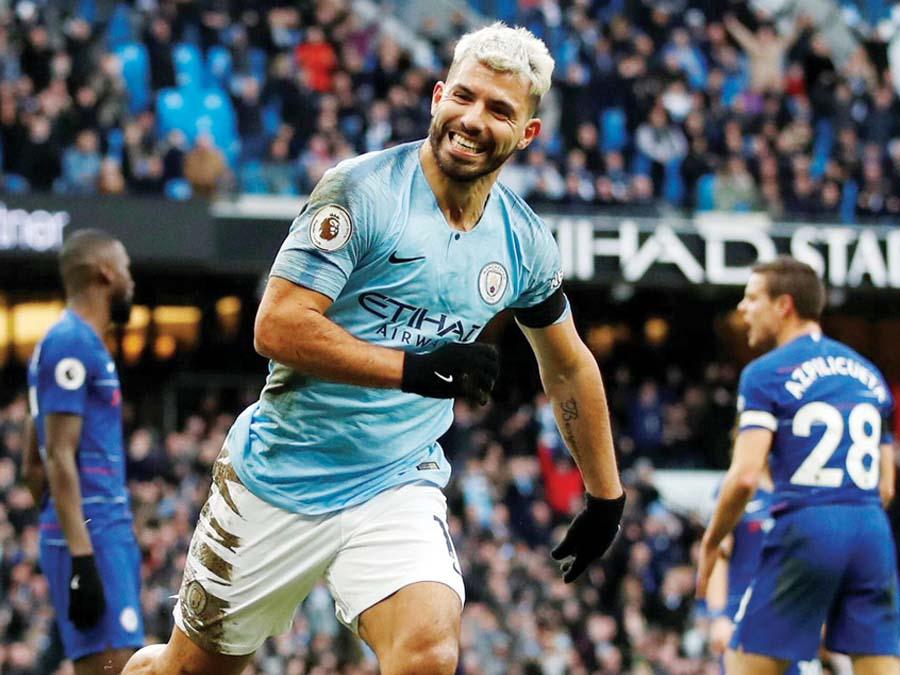 Manchester City goleó 3-0 al Chelsea