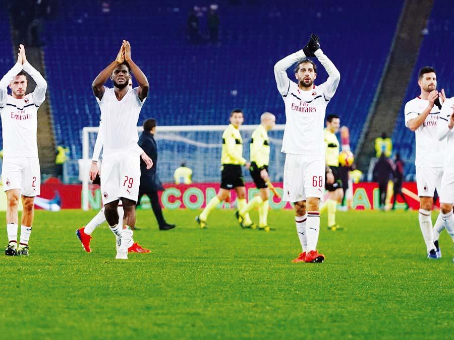 Milan empato 1-1 ante la Roma