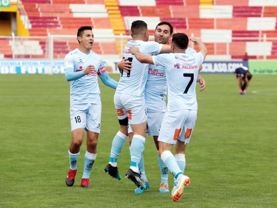 Real Garcilaso venció por 2-1 a San Martín