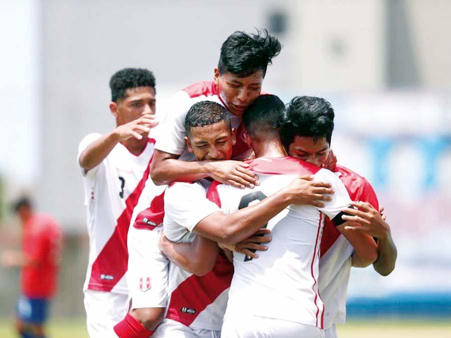Selección peruana Sub-17