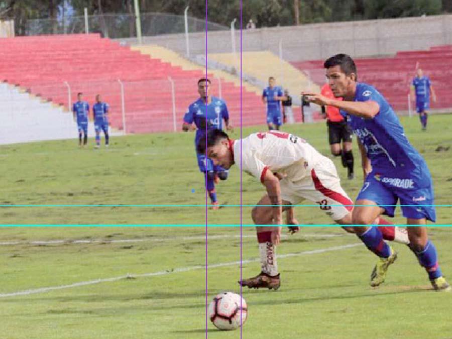 UTC igualó sin goles ante Carlos A. Mannucci