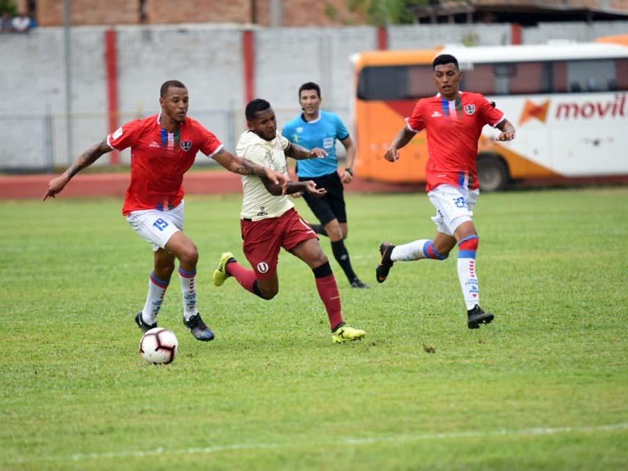 Universitario de Deportes empato ante Unión Comercio
