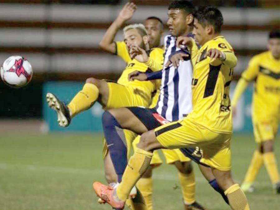 Alianza Lima vs Cantolao