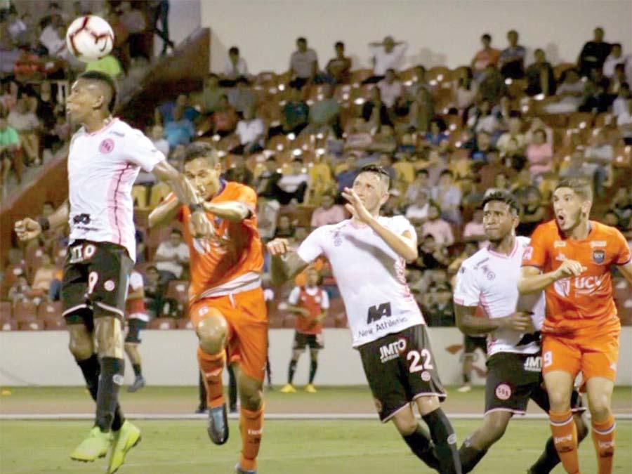César Vallejo le ganó 1-0 a Sport Boys del Callo