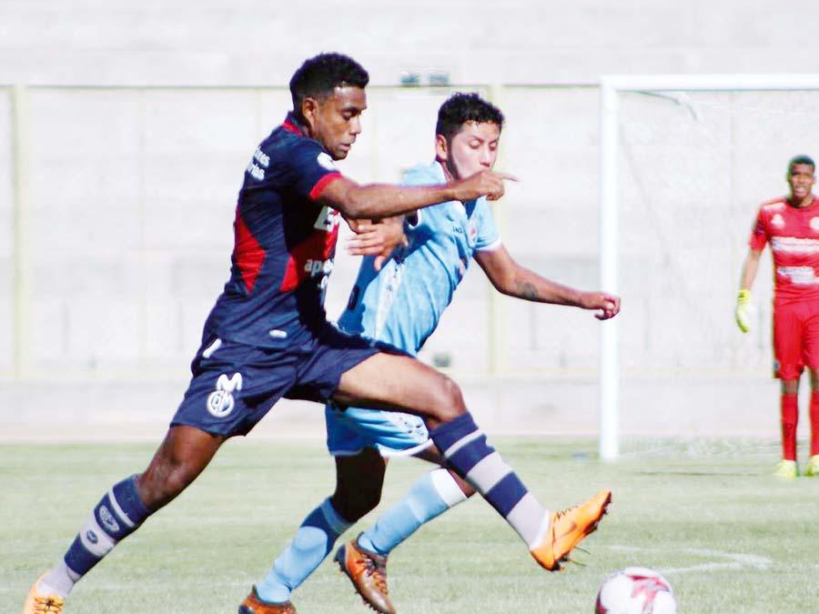 Deportivo Municipal vs Binacional