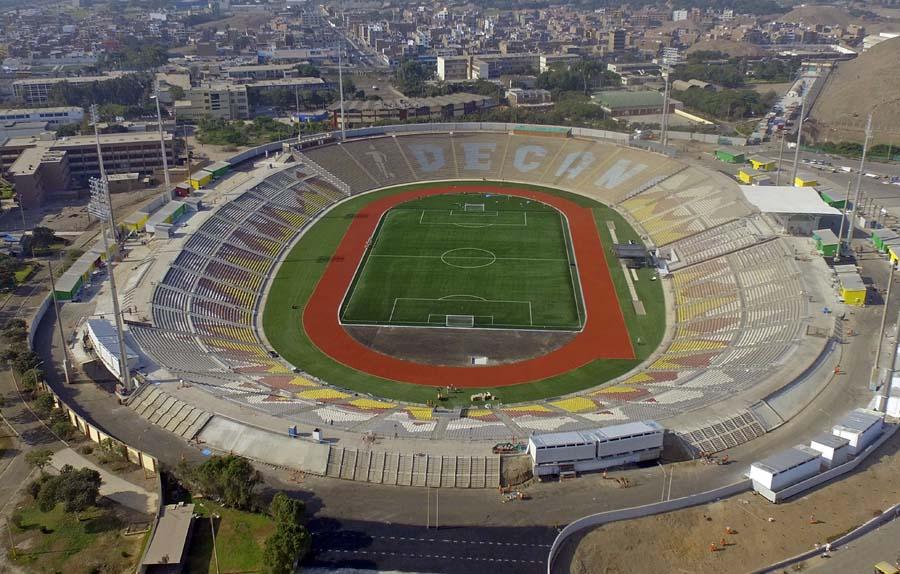Estadio Universidad Mayor de San Marcos