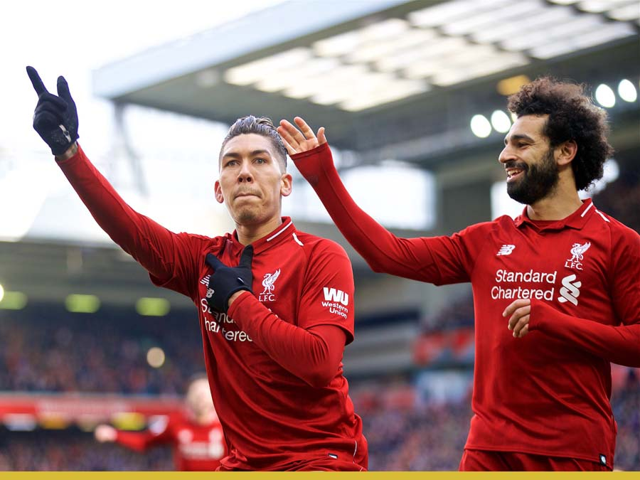 Liverpool derrotó 4 – 2 a Burnley