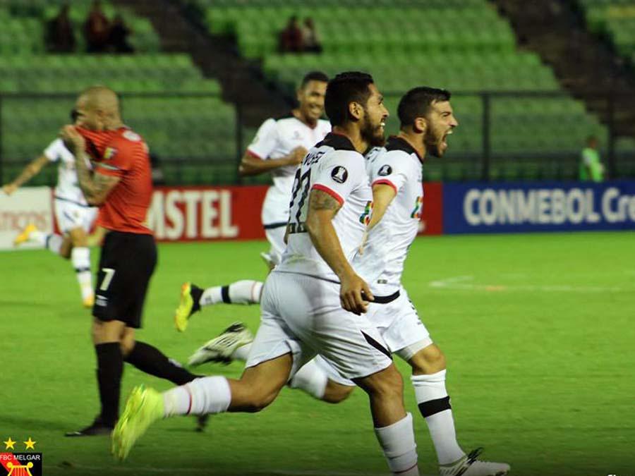 Melgar visita a Palmeiras