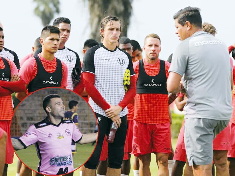 Técnico Córdova pidió la contratación del argentino Maximiliano Velasco
