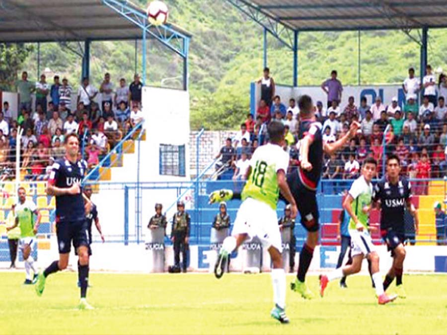 Universidad San Martín igualó 0-0 Pirata FC
