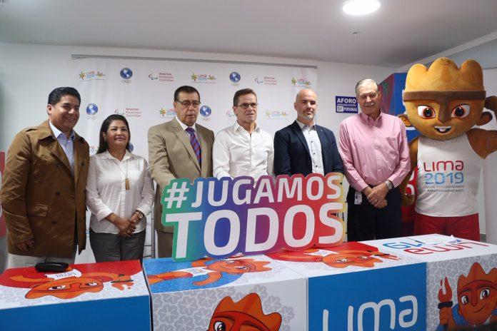 Sebastián Suito, estuvo presente en la entrega del Polideportivo Callao y el coliseo Miguel Grau, en la Villa Deportiva Regional del Callao