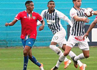 Alianza Lima igualo 1-1 ante Unión Comercio