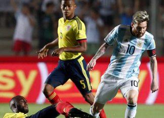 Argentina debuta en la Copa América ante Colombia