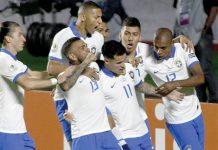 Brasil choca ante Venezuela