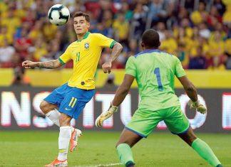 Brasil vs Bolivia arrancan la fiesta