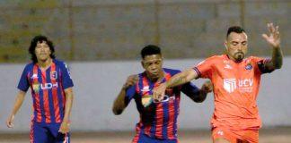 Cesar Vallejo gano 1-0 a Alianza Universidad