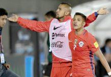 Chile se estrena en la Copa América ante Japón