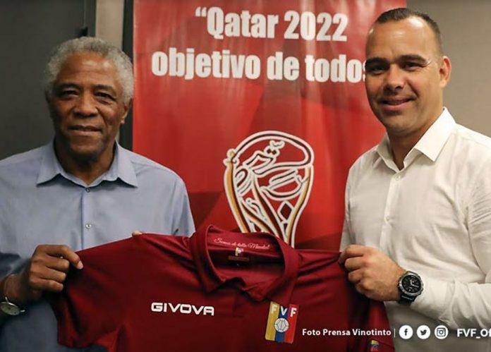 Francisco Maturana, asesor técnico de la Selección venezolana