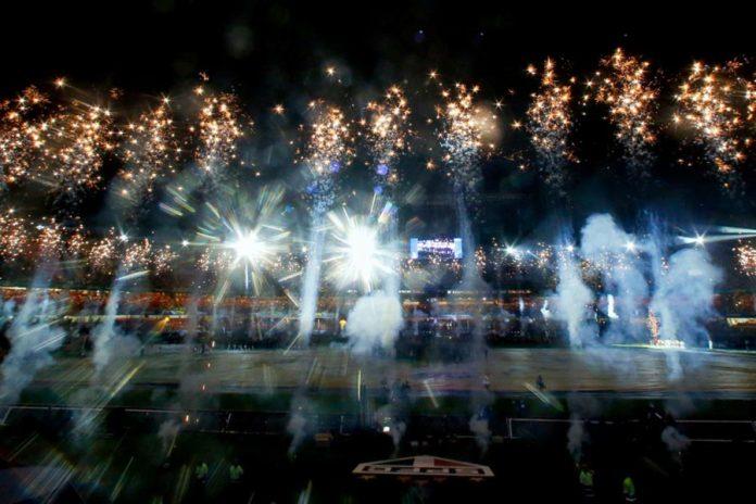 Inauguración Copa América Brasil 2019