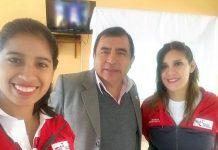 Oscar Enrique Bravo Melgar como nuevo presidente del Consejo Regional del Deporte