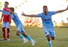 Real Garcilaso logró remontar el marcador y venció 2 -1 a Cienciano