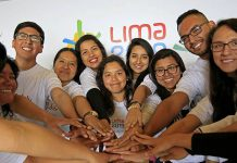 Voluntarios Lima 2019