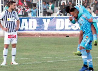 Alianza Lima fue goleado 4-1 ante Binacional en Juliaca