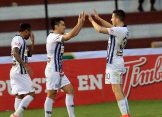 Alianza Lima volteó el encuentro 2-1 a Sport Boys
