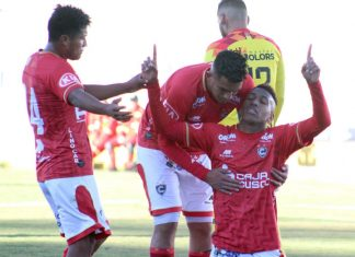 Cienciano goleó 3-0 a Sport Victoria