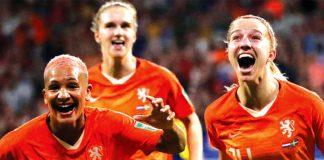 Holanda superó 1-0 a Suecia, Mundial Femenino