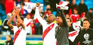 La alegría de los peruanos tras la clasificación