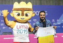 Luis Fonsi será quien interpretará la canción oficial de los Panamericanos