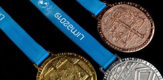 Medallas de los Panamericanos