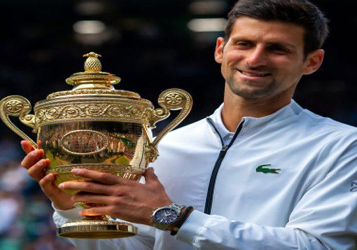 Novak Djokovic derrotó a Roger Federer 3-2