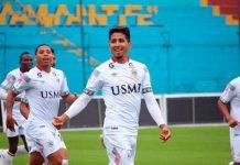 San Martín derrotó por 2-1 al Real Garcilaso