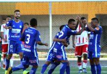 Santos FC supero 2-0 a Comerciantes Unidos