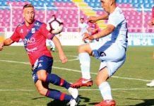 Cuzqueños, Real Garcilaso le ganaron 1-0 al Manucci