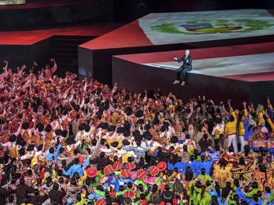 Juegos Panamericanos Lima 2019 - Clausura