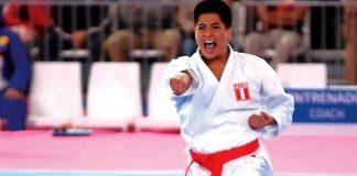 MARIANO WONG (Kata individual) Wong venció en la modalidad Kata al mexicano Waldo Ramírez y subió al podio de Karate. El duelo se definió por algunos detalles. No en vano la diferencia entre el ganador y su rival fue de apenas 0.82 puntos. El peruano sumó 24.92 contra 24.10 del azteca.