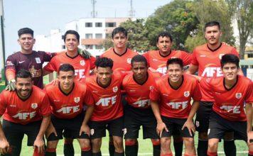 AFE Cosmos (Bolivia) debuta ante Venezuela (Peña Pituca)